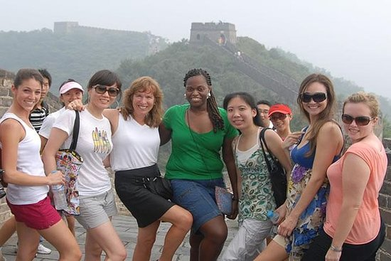 Great Wall at Mutianyu Full-Day Tour...