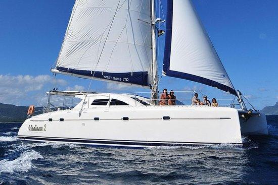 Bootstour mit dem Katamaran