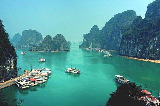 Croisière Hanoi - Baie d'Halong...
