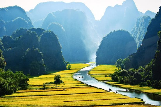 Hanoi - Hoa Lu Temples - Tam Coc Boat...