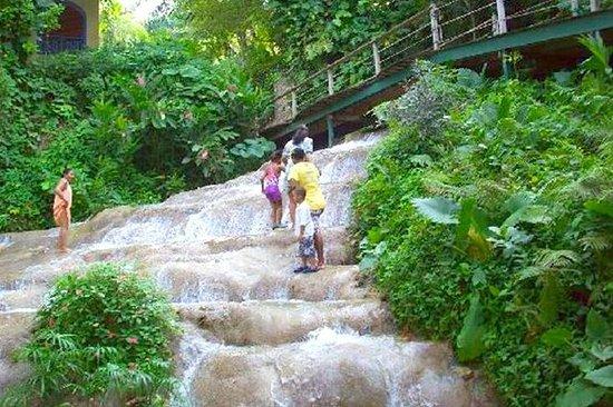 Konoko Falls e Shopping a Ocho Rios