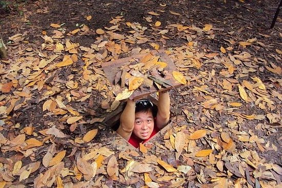 Cu Chi Tunnels half day trip - Small...