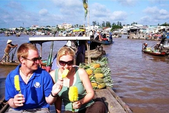 Uncover Caibe (Mekong) With Local Food...