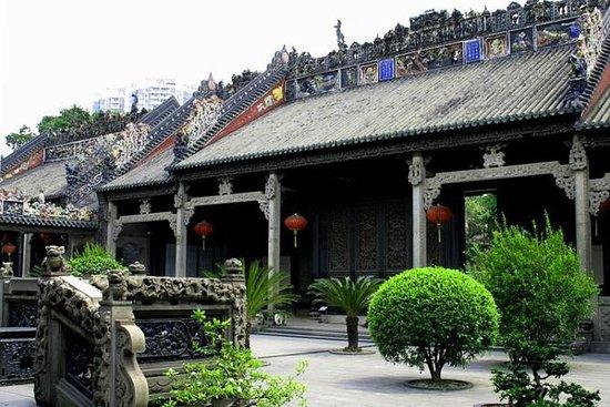 Tour privato di Guangzhou per