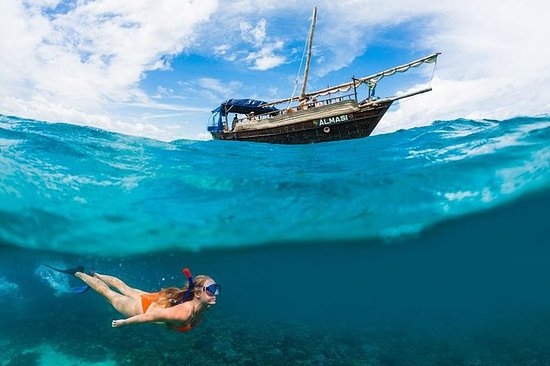Full-Day Snorkeling Tour to Kisite...