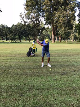 Chiangmai Gymkhana Golf and Sports Club : Gymkana golf club Chiang Mai,Thailand