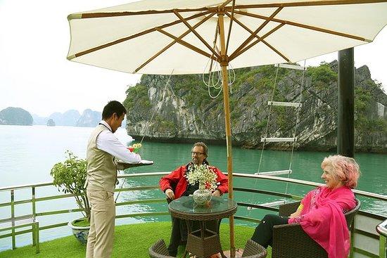 Baie d'Halong d'une journée complète...