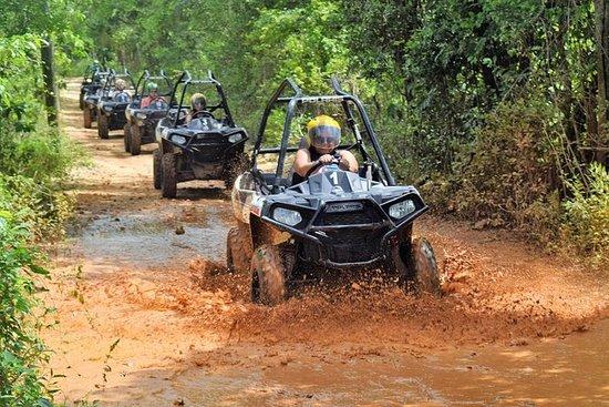 ATV Outback Adventure fra Negril