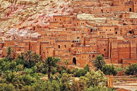12 nat bedste tur i Marokko fra...