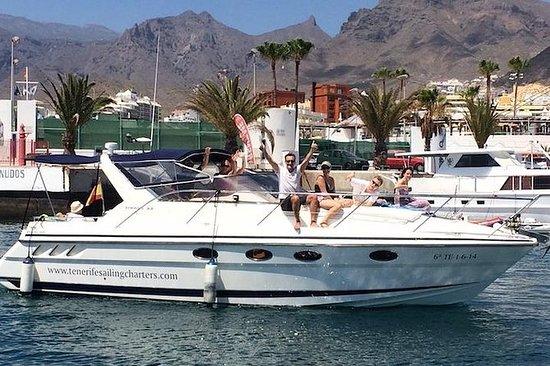 Croisière en bateau à moteur de luxe...