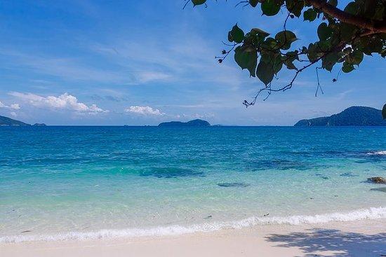 邦岛旅游由长尾船与午餐