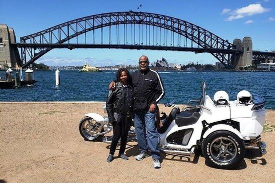 Sydney Scenic Trike or Harley...