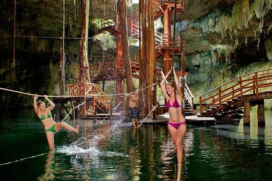 Tour desde la Riviera Maya o Cancún Ek...