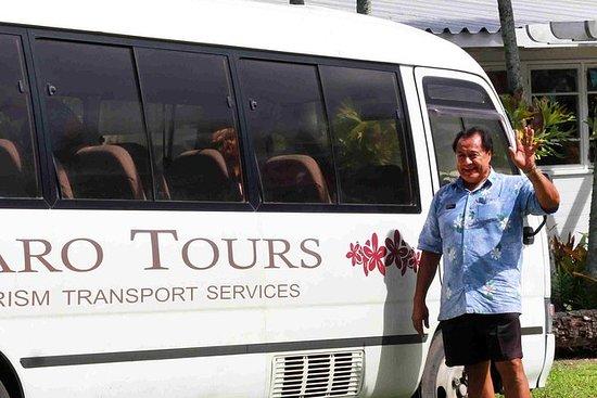 Tour de 3 horas pela Ilha de Rarotonga