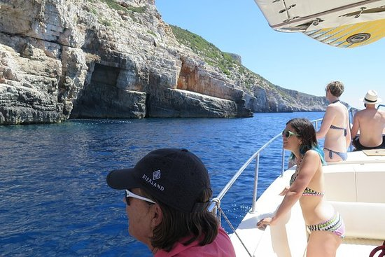 Highlights of Island Vis archipelago...