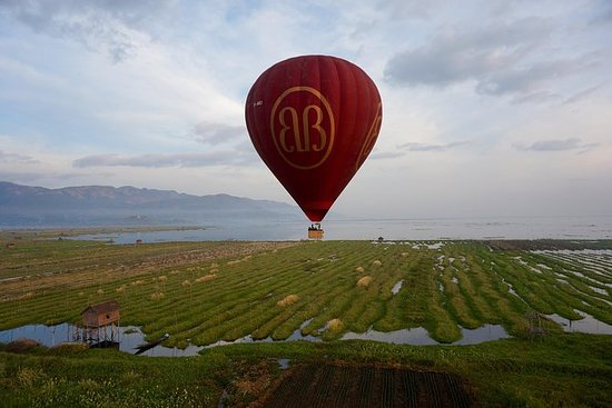 Balloons Over Inle