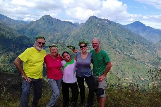 Daily Tour: Sapa Trekking in Muong...