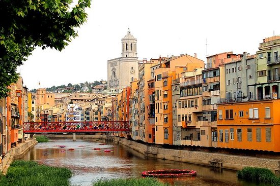 Dalí Theatre-Museum and Girona City