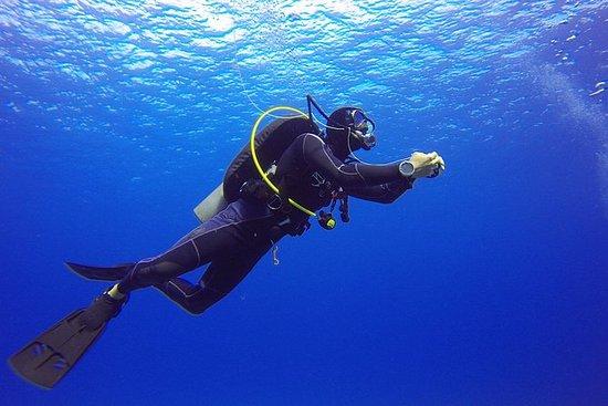 Neem de Discover Scuba Diving-cursus ...
