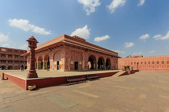 Experience Chandra Mahal In Jaipur...