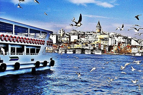 Bosphorus Cruise Asian...