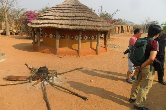 Visites de villages africains