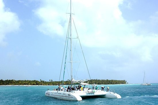 Tour semi-privato di Saona Island
