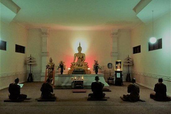 La meditazione del tempio