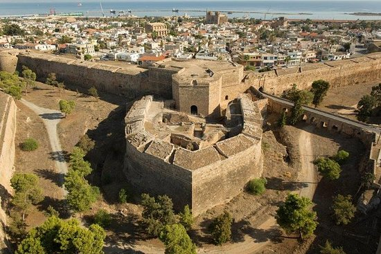 Famagusta and Salamis Excursion from...