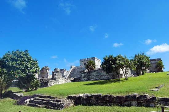 SMALL GROUP TOUR: Tulum, Coba, Cenote and Playa del Carmen from Cancun
