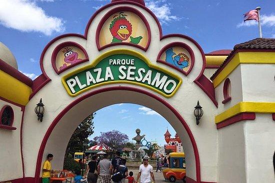 Hoppa över linjen: Sesame Street Park ...