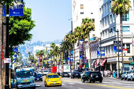 Private Hollywood Tour - Walk of...