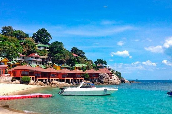 Koh Phangan City Tour met Speedboot