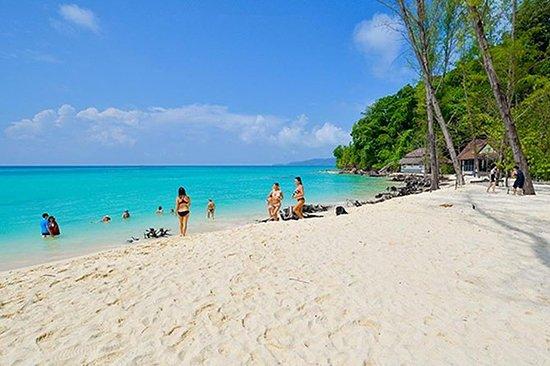 Phi Phi Maya Bay Bamboo Khai Island...
