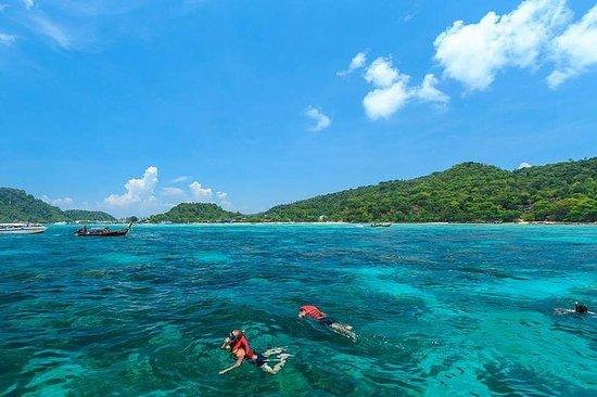 Ilha Phi Phi - Maya & Khai Island...