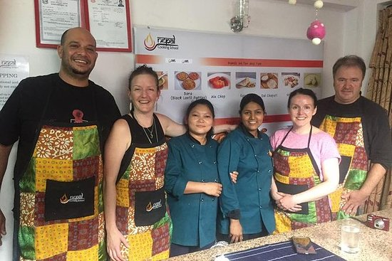Nepal matlagningskola