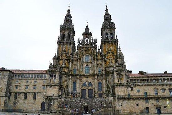 Santiago de Compostela e Viana do...