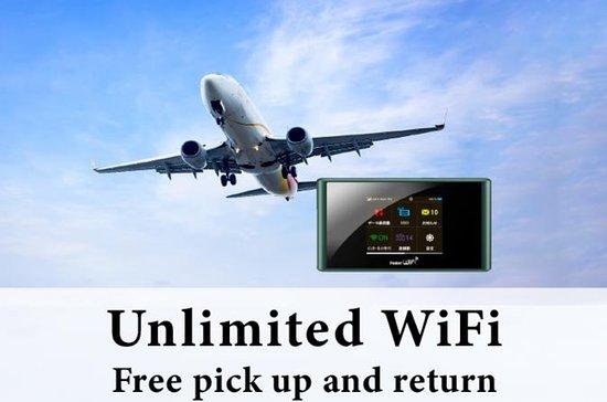 Portable WiFi Hotspot Vermietung am...