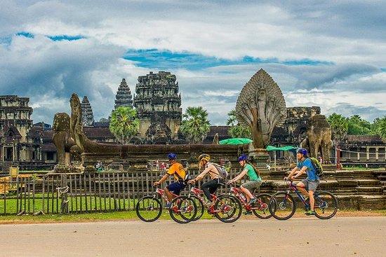Tour cycliste d'Angkor et des temples