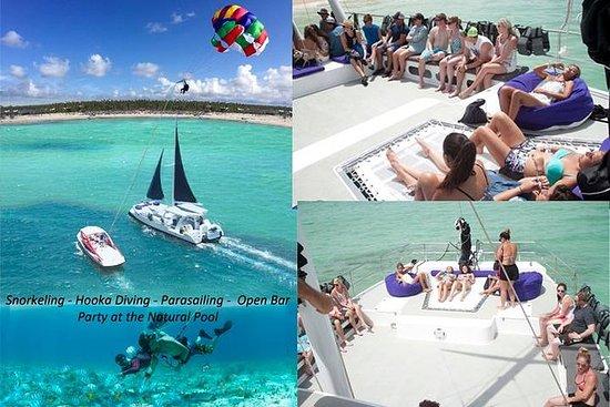 Cruzeiro de Catamarã com Snorkeling...
