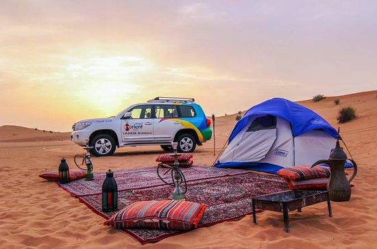 Overnatting Ørken Safari med...