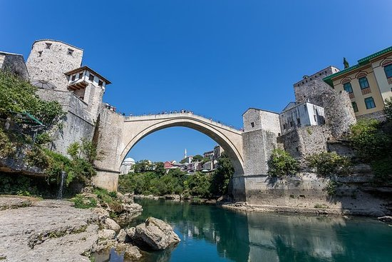 Mostar Day Tour with Kravice Waterfalls...
