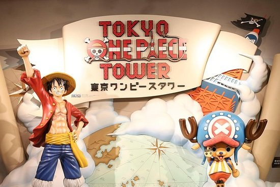Tokyo ONE PIECE Tower Entrance Ticket...
