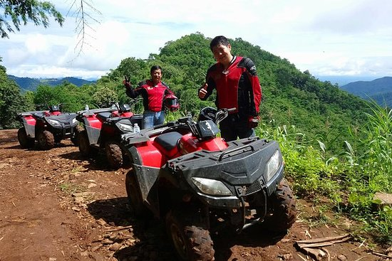 Wildlife ATV-bestuurder 3 uur 30 km Q3