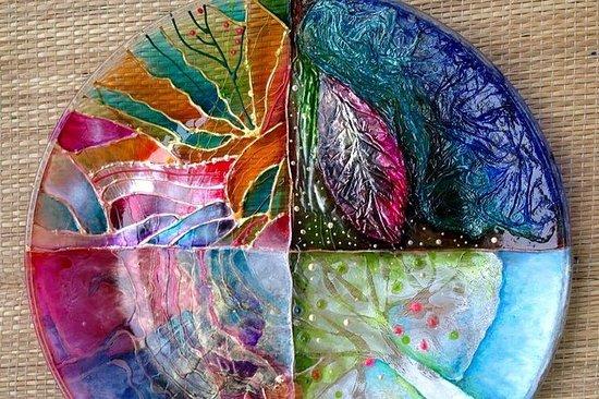 Magic World of Glass - Glass Painting...