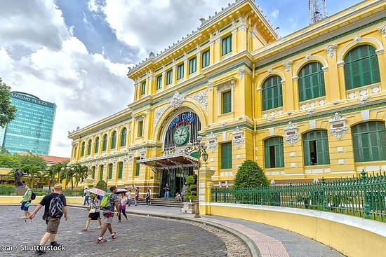Saigon City half day - Small Group Tour