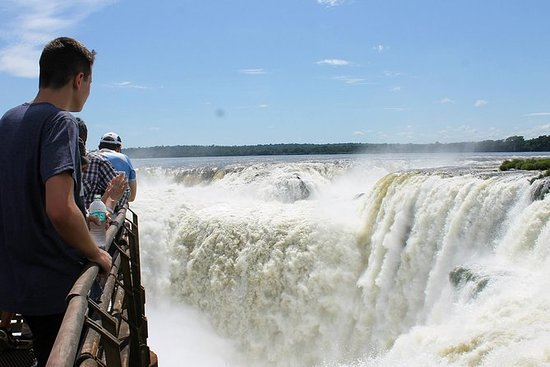 Argentinean Side Iguassu Falls...