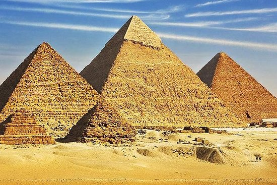 Le Caire et Louxor 2 jours en avion...