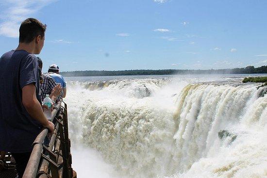 Chutes d'Iguassu côté argentin - Tour...