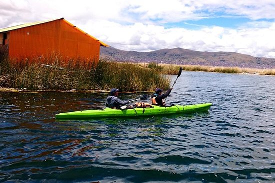 Kayak To Uros and Overnight in...